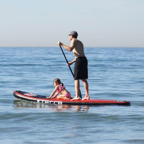 XTERRA Boards 10 Foot Inflatable SUP Package Review 2