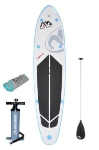 Aqua Marina SPK-2 Inflatable Stand up Paddle Board Review