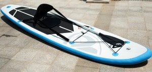 Aqua Marine SPK-2 Inflatable SUP Board Review