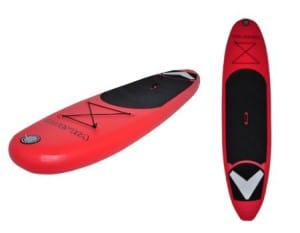 Vilano Voyager Inflatable SUP Board Review 2