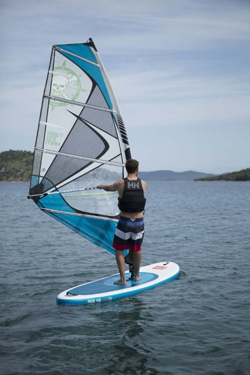 "Red Paddle Co 10'6"" Windsurf SUP Board Review"