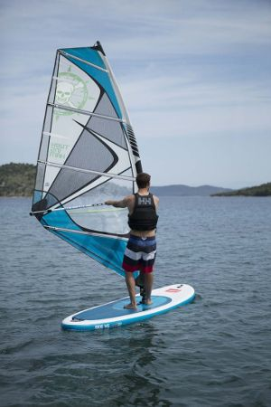 Red Paddle Co 10 6 Windsurf inflatable SUP Board Review