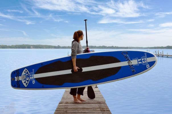RaveSports Outback Inflatable SUP Board Review