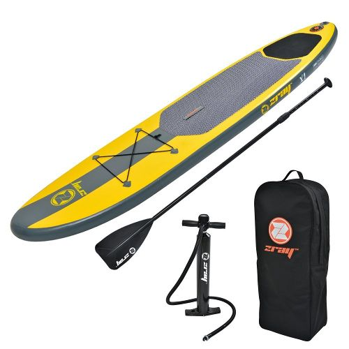 "ZRay X1 9'9"" Inflatable SUP Board Review"