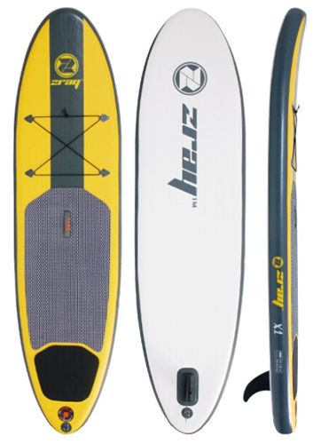 "Zray X1 9'9"" Inflatable Stand up Paddle Board Review"