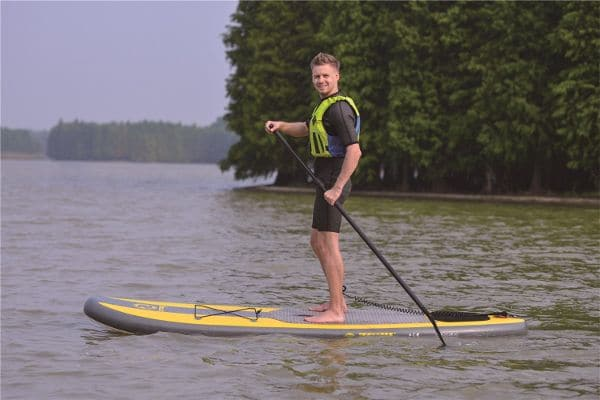 Zray X-1 Inflatable Stand up Paddle Board Review